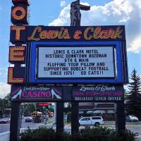 The Lewis & Clark Motel of Bozeman