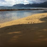 Blue Paradise on Sand breath taking views