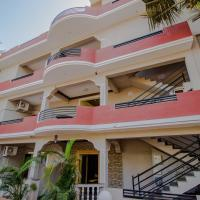 Studio with Balcony near Ashwem beach