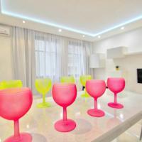 Evro Apartments Sokolniki / White Light