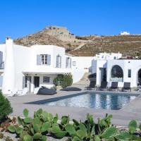 Mykonos Sunset Villa