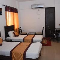 JK Rooms 132 Parkland Service Apartment