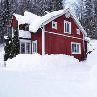 Three-Bedroom Holiday Home in Syssleback
