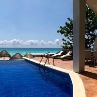Unique Beachfront Villa