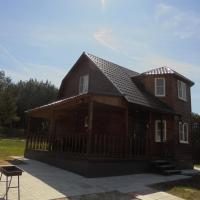 Cottage at Oka River