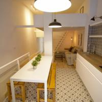Cool apartment in Madrid, near metro station