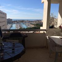 T2 50m2 meublé vue sur mer free parking