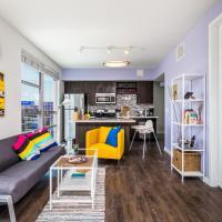 DTLA Colorful Apartment