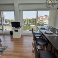 Luxury apartment Athens view