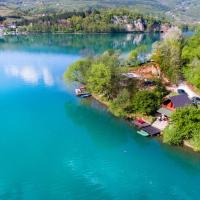 Jajce,Plivsko jezero