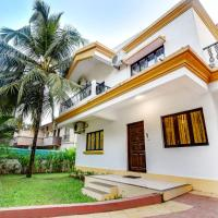 Villa with a pool in Vagator, Goa, by GuestHouser 67472