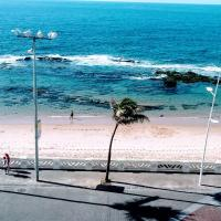 Flat na Barra Frontal Mar
