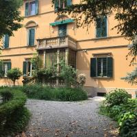 Chez Fratellini, deluxe flat with garden & parking