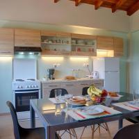Modern eco friendly villa close to town