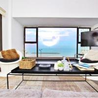 Gordon Beach Amazing Sea View Apartment
