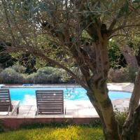 Villa 8 persons Grimaud at 300 meters from the sea
