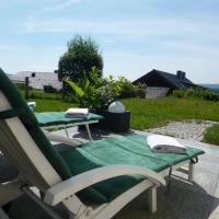 Alpenblickwohnung mit Garten und Terrasse