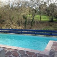 House Maison haize hegoa 13 - avec piscine dans quartier calme et résidentiel