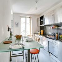 1 bdr flat in the heart of Montmartre