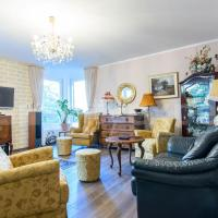 Light, Spacious Apartment in the Heart of Belgrade