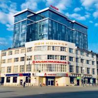 Apartament on Malysheva 42a