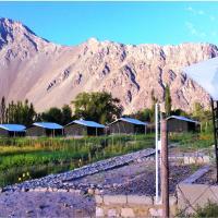 TIH Cold Desert Camp