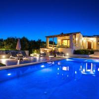 Villa Ampelaki Heated Pool