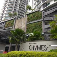 Chymes Gurney Residency, KL City Centre
