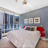 Sydney CBD Two Bedroom walk to Opera House