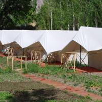 1 BHK Tent in Yurtung - Leh, Leh(1DBA), by GuestHouser