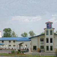 Motel 6 - Urbana