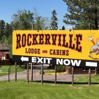 Rockerville Lodge & Cabins