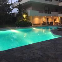 Appartement 120m2 avec piscine
