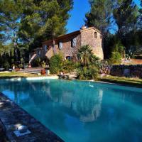 Haut Var Villecroze Private pool and refinement