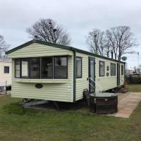 Moray Court 3 Bedroom caravan Haven Site Edinburgh sleeps 6