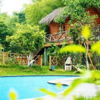 Cozy Garden Lodge
