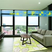 High end riverside apartment in Parramatta CBD