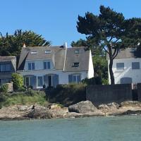 maison sur l'eau bretagne sud Piriac sur Mer