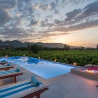 Aneli Luxury Villas-Villa Elissavet