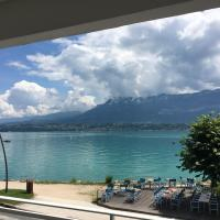 Escapade au bord du lac du Bourget