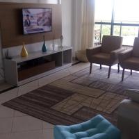 Apartamento luxo frente mar