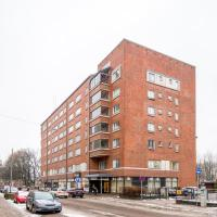 Two bedroom apartment in Turku, Läntinen Pitkäkatu 37