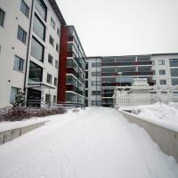 Two bedroom apartment in Oulu, Ilmarinkatu 4