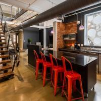 RAI Properties · Luxury Loft in Center City, steps from Rittenhouse