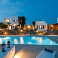 Villa Iris in Ag. Lazaros 5Bed(Pool-Seaview)