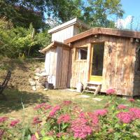 La cabane en bois