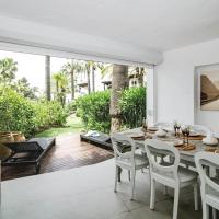 COS-Luxury 3 bedroom frontline beach