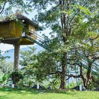 Treehouse with free breakfast in Munnar, by GuestHouser 4367
