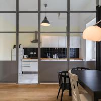 Huge Apartment in Berlin Melting Pot at Panke River