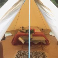 Higher murchington Farm campsite